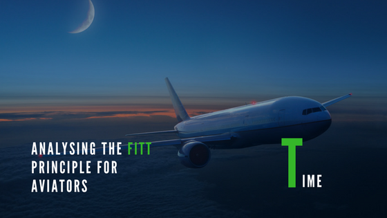 Analysing the FITT principle in Aviation: Part 3
